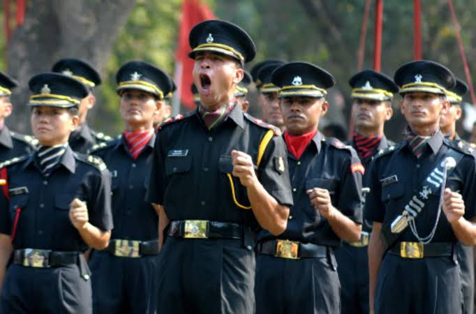 Indian Army TES 43 10+2 Technical Entry Scheme