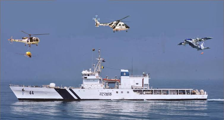 Join Indian Coast Guard as Navik (General Duty) 10+2 Entry-02/2020 Batch