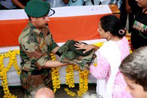 Major Mukund Varadarajan- Who Martyred For Us on 25th April 2014