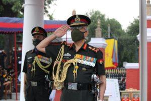 The Coveted Sword of Honour Awarded to Battalion Under Officer: Akashdeep Singh Dhillon