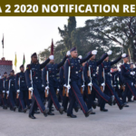 NDA 2 2020 Notification Released [Apply Online]