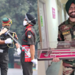 The Coveted Sword of Honour Awarded to Battalion Under Officer: Akashdeep Singh Dhillon