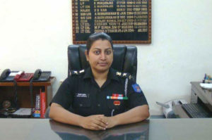 First Lady Officer To Receive Gallantry Award- Lt. Colonel Mitali Madhumita