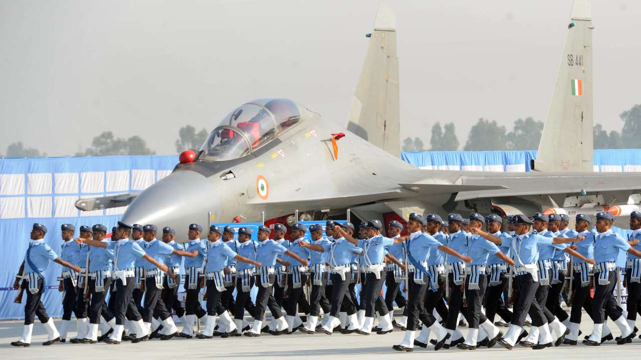 Revised List of Shortlisted Candidates for Airmen Recruitment Rally 2020 - Rajasthan, Haryana & Bihar