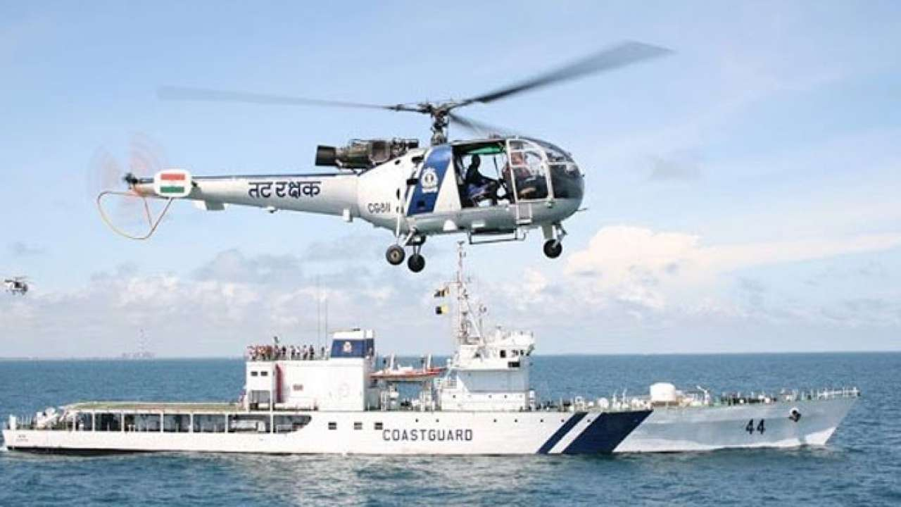 Indian Coast Guard Navik Notification 2021 [Out]